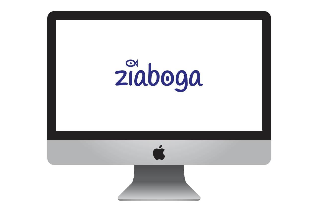 Logotipo Restaurante Ziaboga